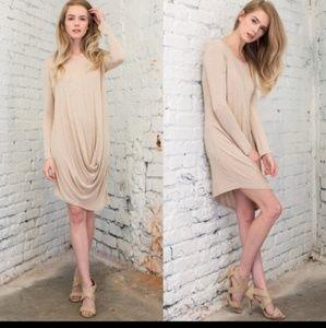 Dresses & Skirts - NWT Lightweight Drape Dress